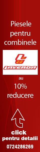 Reducere combine Laverda